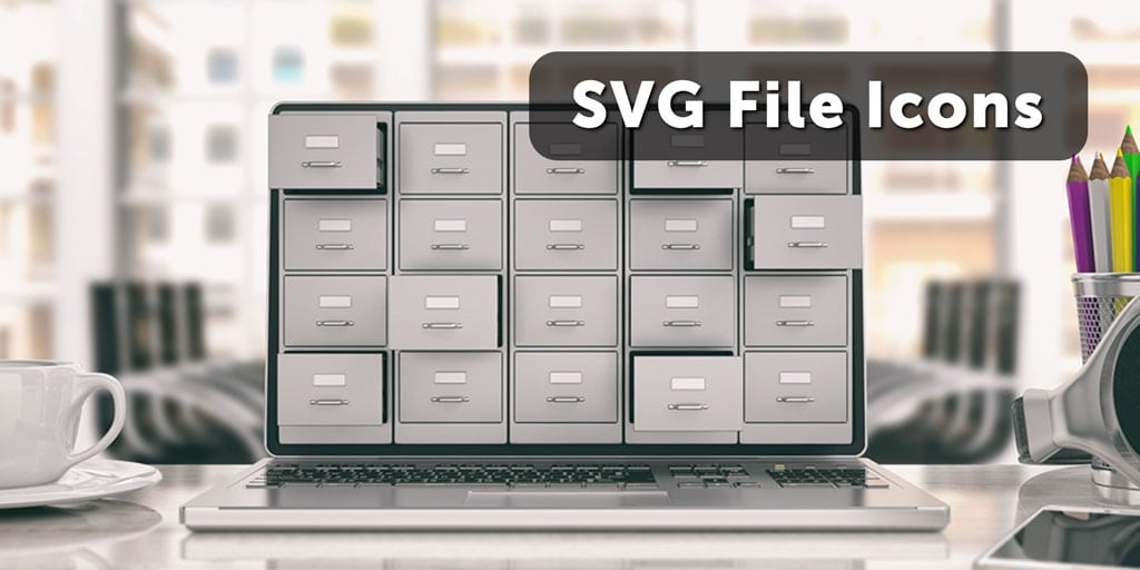 SVG File Icons - Twitter Card